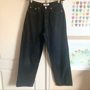 Vintage | High-waisted corduroy pants